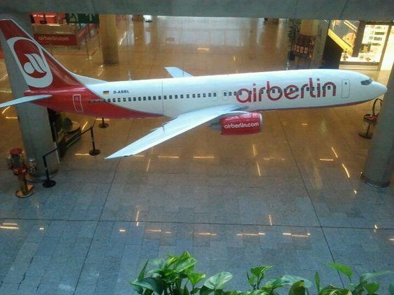 Un placer volar con Airberlín