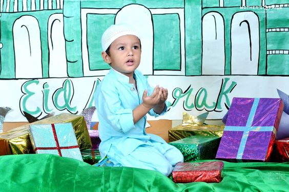 The smiles of little children can win infinite hearts & our cute Prideens had a fine reason to giggle all day long during the Eid-Ul-Zuha celebrations. They were beautifully dressed up for this pious festival & wished all their classmates Eid Mubarak by hugging them with all their hearts. For them, this festival brought with it, oodles of bliss & serenity. Along with their teachers, they prayed to the god almighty residing in the heavens up above for world peace & happiness.
