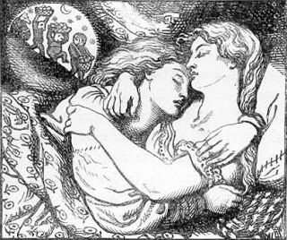 The Goblin Market: There is a long tradition in folklore of various fairy markets, places that humans sometimes stumble across and that can be perilous or provide opportunities for trade, depending on how the human behaves.