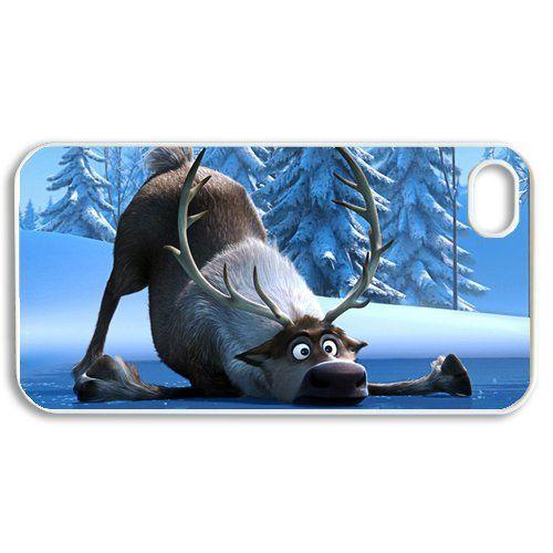 Amazon.com: Sven-Frozen Stylish Printing Iphone 4 DIY Cover Custom Case-0379-05: Cell Phones & Accessories