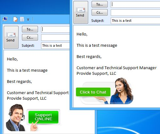 Live Chat For Microsoft Outlook Online Support Microsoft Outlook Outlook Signature