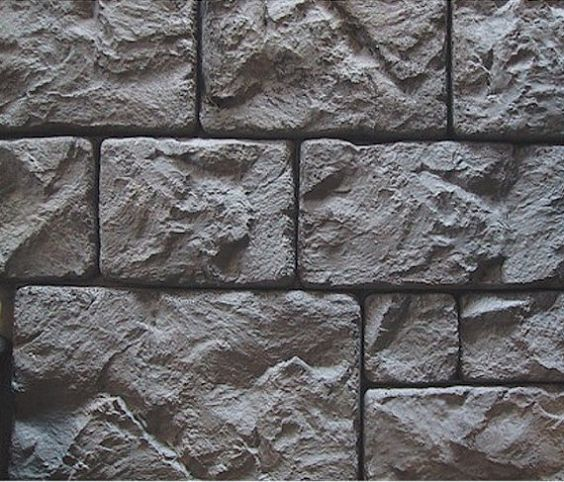 Stone Wall Veneers Diy Concrete Molds Forms 9 Piece By