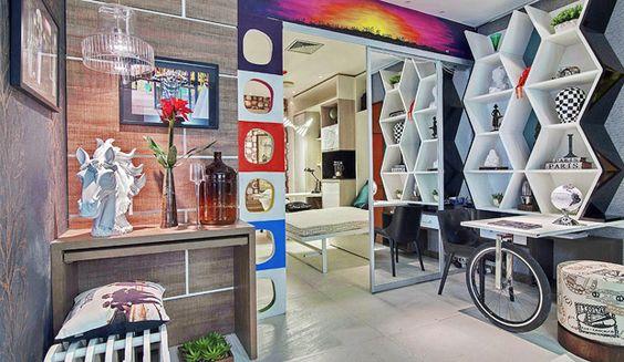 Loft Home Office | Casa Cor Pará 2014