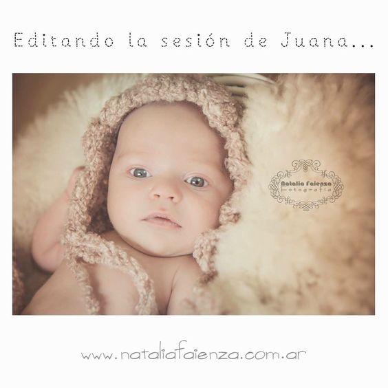 Juana - Bebe - newborn - Natalia Faienza