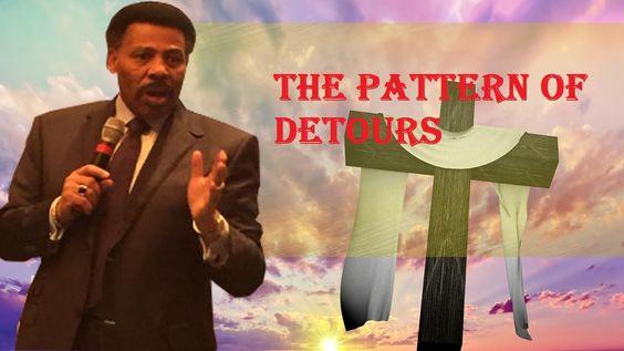 "The Pattern Of Detours - Pastor ""Dr Tony Evans sermons"" 2016"