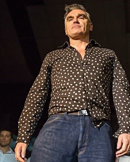 Pin By Johnny Fahrenheit On Morrissey Fashion Long Sleeve Blouse The Smiths Morrissey
