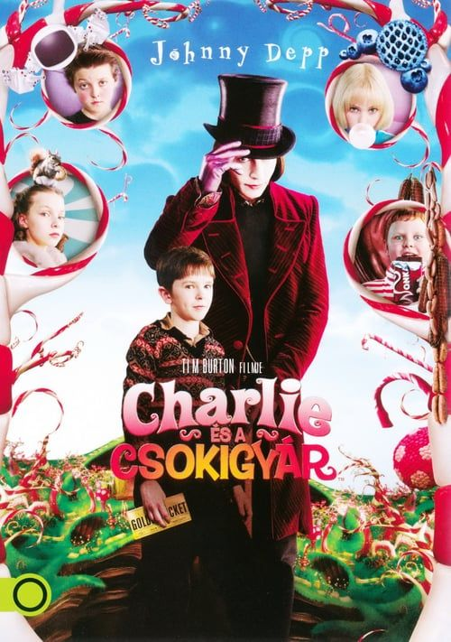 watch charlie and the chocolate factory 2005 online free