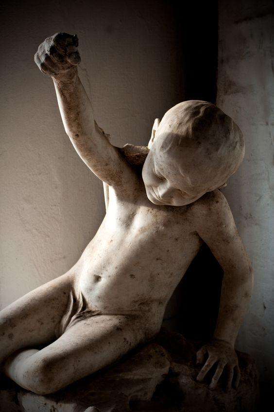 Estatuas de mármol