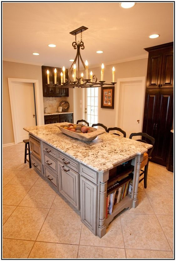 What Is A Kitchen Island With Pictures: Small Kitchen Islands With Seating And Storage