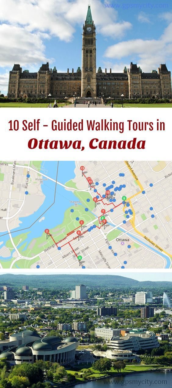 Follow These 10 Expert Designed Self Guided Walking Tours In