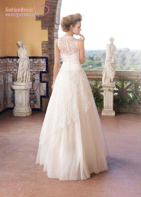 Inmaculada Garcia 2015 Spring Bridal Collection