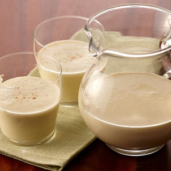 Treat your holiday guests to rich and creamy eggnog made from scratch ...