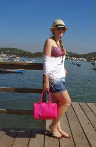 Blog da Talita: Looks da semana: praia e calor de 50º