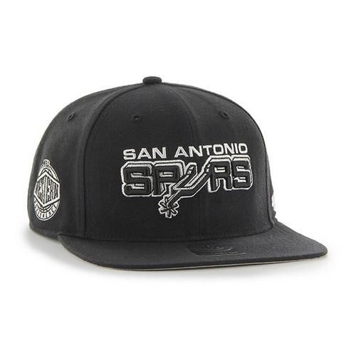 Men's San Antonio Spurs Snapback Hat Sure Shot