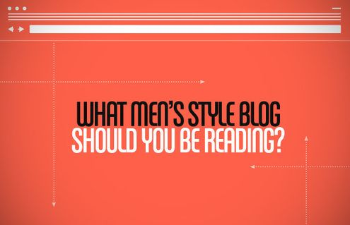 Infographic: Which Men's Style Blogs Should You Be Reading?