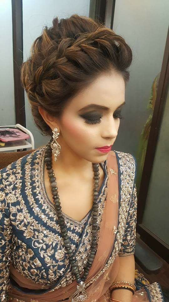 Done By Meribindiya Party Makeup Book For Now 2017 2018 Bookings