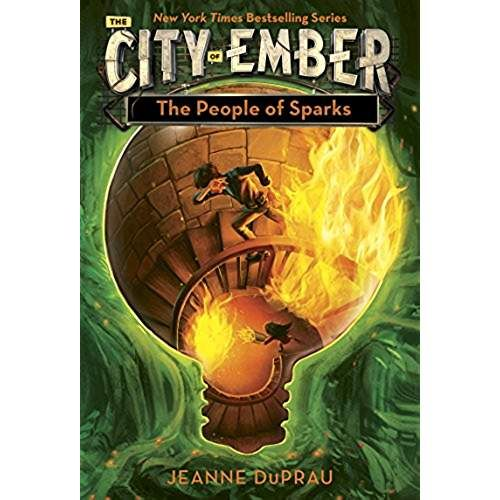 The People Of Sparks City Of Ember Book 2 City Of Ember City Of Ember Book Book Series For Boys
