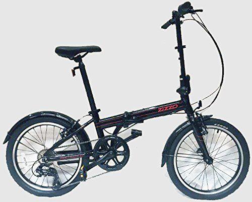 8 Folding Bike