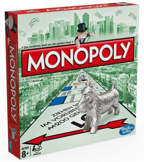 Monopoly Classic - Geschenke von Geschenkidee