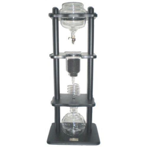 Cold Drip Coffee Maker Gumtree : Yama Northwest Glass 32-Ounce Cold Brew Drip Coffee and Tea Maker, Black: Amazon.com: Kitchen ...