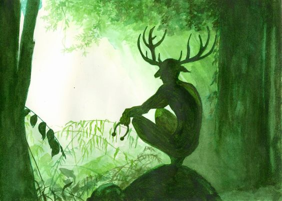 """The Wild Reed: Integrating Cernunnos, """"Archetype of Sensuality and the Instinctual World"""""""
