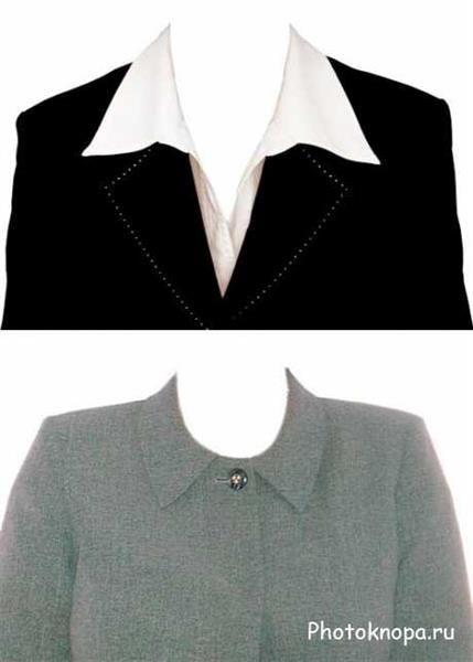 Женские платья черные для фотошопа