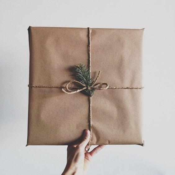 Cadeaux bien emballés #1: