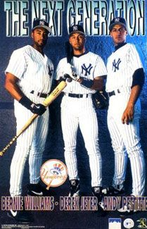 New York Yankees Next Generation - Starline 1998