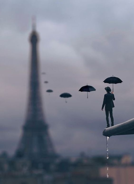 Parisian Fine Art Photographer Vincent Bourilhon creates whimsical photography that sits on the border between dreams and reality. Through the use of graphics and digital retouching, Bourilhon creates stunning imaginary worlds that feature beautiful cinematic undertones and evoke a dream like experience though fully awake