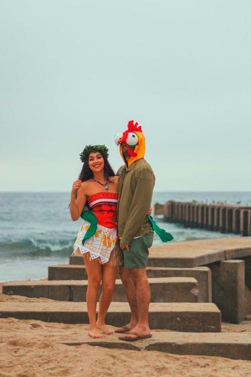 Best Duo Halloween Costumes 2020 Funny Halloween Costumes in 2020 | Diy couples costumes, Disney