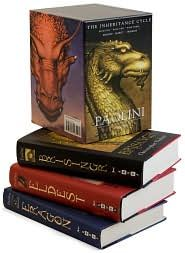 Never thought I'd fall in love with a dragon but who couldn't love the tale of Eragon and Saphira?!  I loved the way they fiercely protected and loved one another as their lives brought them challenges.  It was hard to tear myself away from these books!