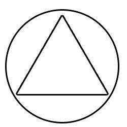 Gay Symbol Triangle 94