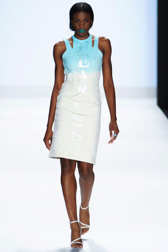 #ProjectRunway #Spring #2015 #Fashion #Show #ss2015 #nyfw #NewYork #Fashionweek via @TheCut