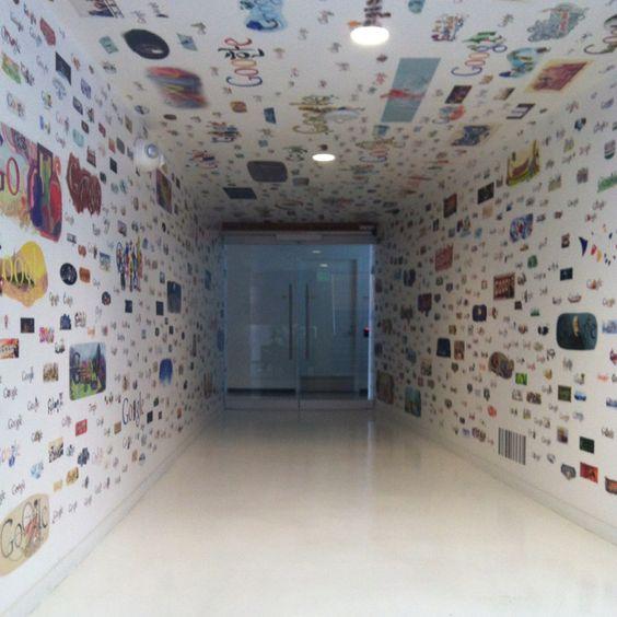 Inside Google HQ :: Venice, CA