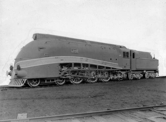 Steamliner, Baghdad to Mosul Railway