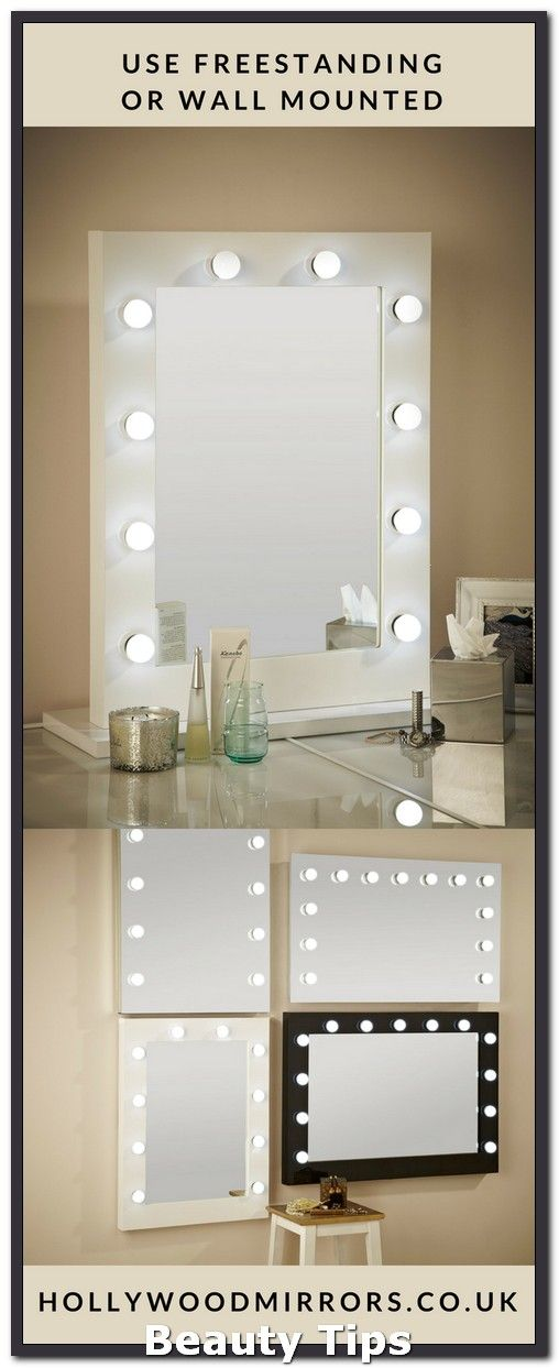 Beauty Secrets For Women Tips To Help You Get The Look You Want With Images Diy Makeup Mirror Vanity For Sale Ikea Mirror Lights