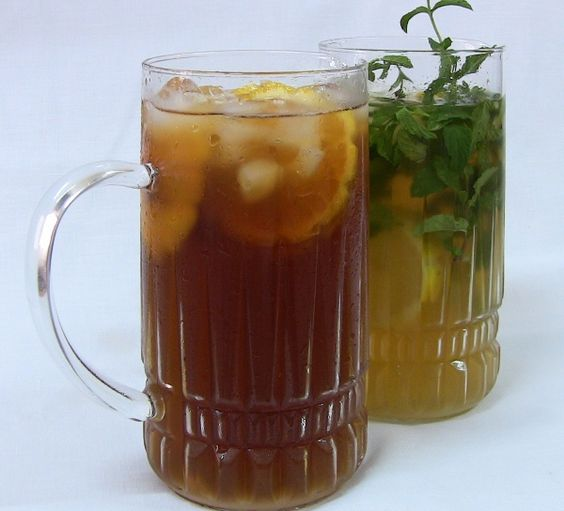 Mate frío – Ice tea rojo, infusiones para el verano - Blogs lanacion.com