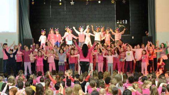 Le bonheur quotidien enseigné et vécu à l'école élémentaire Frère-André | L'action.ca