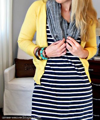 yellow and black stripes without looking like a bee