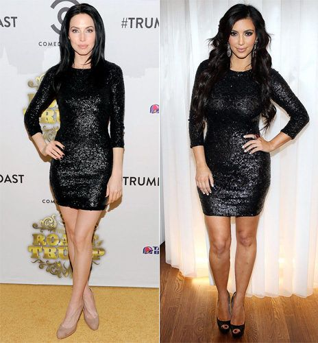 Whitney Cummings takes on Kim K and WINS. The Alter-Ego Fashion Blog