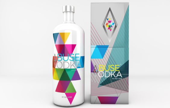 ABUSE VODKA by Zé Gouveia, via Behance spirit mxm