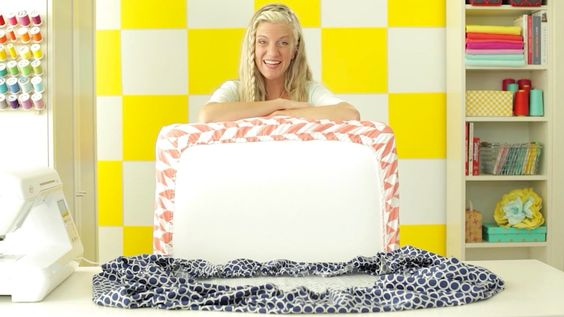 You Can Make Your Own Crib Sheets Friends Yes They Re