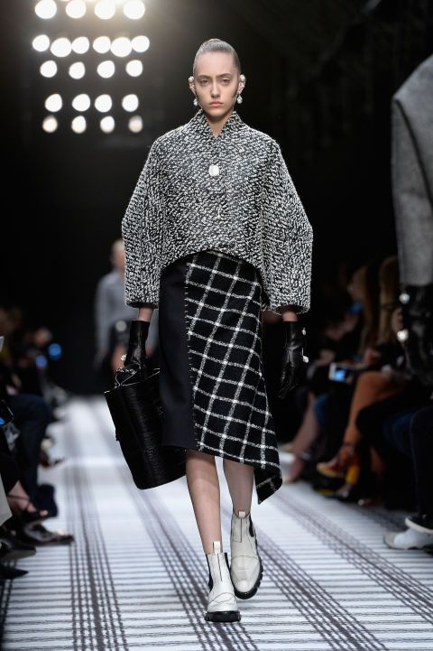 Balenciaga. See all our favorite looks from Paris fashion week.