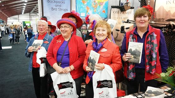The 'Red Hat Ladies' 2