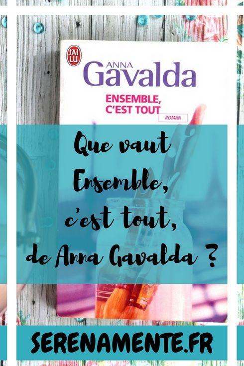Anna Gavalda Ensemble C'est Tout : gavalda, ensemble, c'est, Ensemble,, C'est, Gavalda, Gavalda,, Anna,, Ensemble