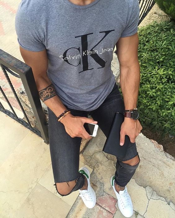 Men's fashion  Calvin Klein