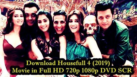 Download Housefull 4 2019 Movie In Full Hd 720p 1080p Dvd Scr Housefull 4 It Movie Cast Streaming Movies