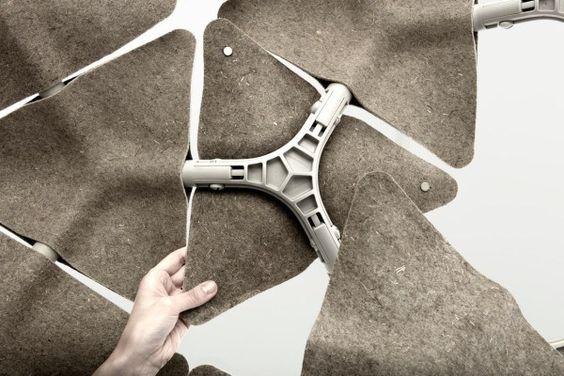 隔音建材新選擇 自由打造個性牆面 Woven Image | ㄇㄞˋ點子靈感創意誌