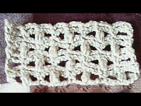 غرز كروشيه غرزة جديدة للمفارش مجلة الكروشية Crochet Stitch Patterns Youtube Crochet Patterns Pattern Crochet