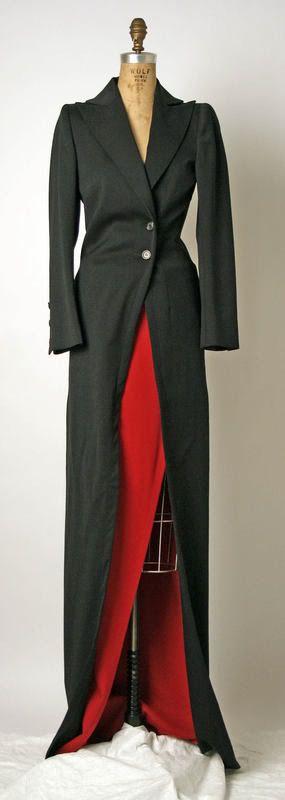 Ann Demeulemeester 1996-97